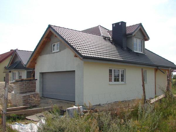 Masywnie Okna w garazu - Okna, okna dachowe, drzwi, bramy garażowe - forum ZU84